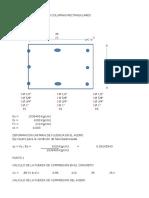 Diagrama de Interaccion Columnas