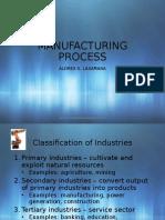 Prodman c7 Manufacturing Process