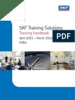 Training Solutions Calendar 2015