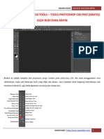 E-Book Fungsi Tools Tools Photoshop Cs6