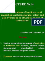 Deriv. of Barbituric Acid. Primidone-2