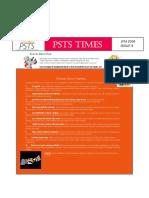 PSTS Logistics Times Issue 9