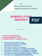 Clase Ndeg22- Nomenclatura Organica