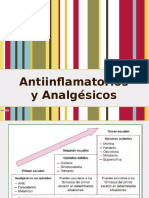 AINES y Analgesicos