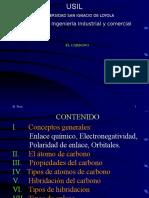 Clase Ndeg20 a El Carbono