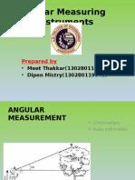 Angular Measurement