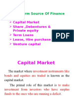 Indian Capital Market