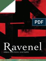 Ravenel Spring Auction 2010 Taipei 羅芙奧台北2010春季拍賣會