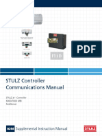 STULZ Controller Communication Manual OCU0147