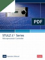 Stulz e2 Controller Iom Ozu0037j