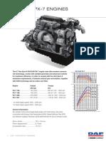 Paccar Px 7 Euro 6 Engine 64739 En