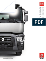 Renault Trucks c Construction Range Uk United Kingdom 2015