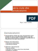 Shoqwria Civile Dhe Demokratizimi (1)