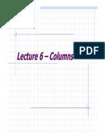 Lecture6 Columns