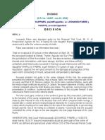 e. Presentation of Evidence