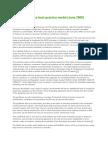 New Ecommerce Best Practice Model
