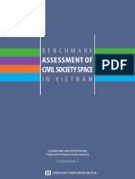 Vietnam Civil Society Space Assessment - Published
