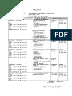 Silabus Terbaru Kmb 2015 Endokrin