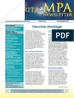 Vaccine Newsletters