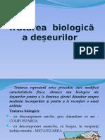 Tratarea Biologica a Deseurilor Seminar 3