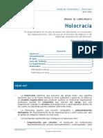 Holocracia Cast