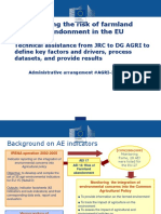 Συγκριση Αγροτικων Περιοχων Στην Ευρωπη Presentation_en