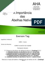 Importância das Abelhas Nativas