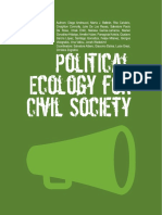 Implications onpoolitical Ecology for Civil Society WEB