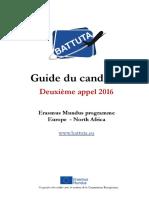 Extra Call Battuta Guide French
