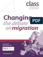 2015 Changing the Debate on Migration (MRN)