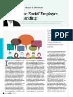 Social Employer Branding