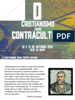 Cristianismo Como Contra Cultura 01