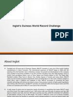 Inglot's GWR Challenge