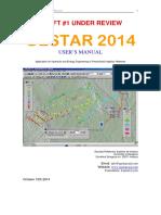 ManualGESTAR2014 English