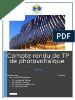 tp2 photovoltaique