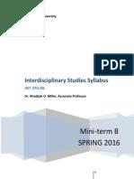 int470 - senior seminar syllabus