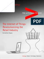 Accenture the Internet of Things