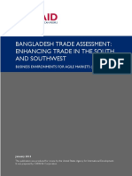 BANGLADESH TRADE ASSESSMENT