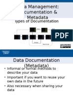 Documentation Unstructured