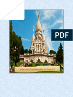 Why visit Montmartre in France?