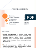 Sepsis Neonatorum Fix