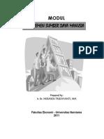 Modul Msdm 1