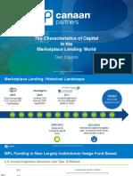 Lendit Master Deck Final WN Canaan Partners