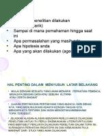 Hal Penting u Ltr Blkang