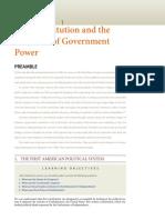 AP U.S. Government Textbook