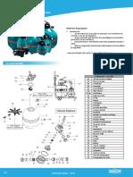 Catálogo Filtros Dancor Dfr-pbe Cat