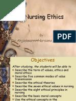 Etika Keprawatan Nursing Ethics 1, 2
