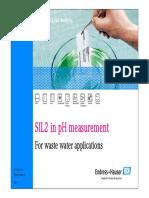 Endress+Hauser- SIL2 pH measurement