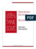 Safety Control Systems - Rockwell Automation