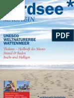 nordsee* Magazin 2010